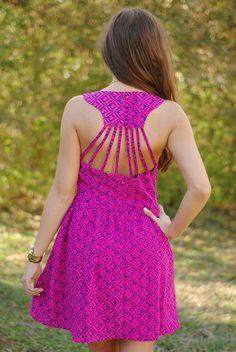 Bubblegum Dress, $46.00