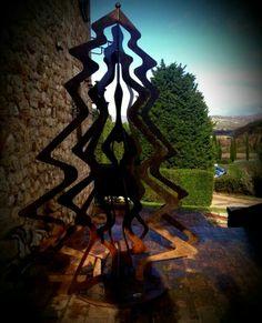 Offerta di Natale!  Non hai più voglia di avere la casa piena d'agi d'abete?  Ordina ora l'elegante albero in acciaio e approffitta dello sconto del 30 % fino al 10.10.16! Ordina ora su:  http://www.paulinavogt.com/creazioni/foret-noire/