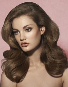 Modern Bridal hair; 60's cat winged eyes; sexy makeup. Photo: Luis Aragon; Model: Kathleen McGonigle of Modelogic