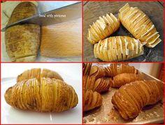 Sliced Baked Potatoes 5 How To Make Sliced Baked Potatoes