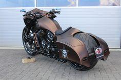 Bagger - V-Rod - No Limit Custom