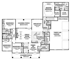 You'll Love House Plan - HPG-2755-1 - Designed to Build Fast. Guaranteed!
