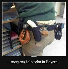... morgens halb zehn in Bayern..