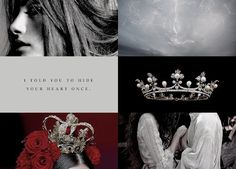 Resultado de imagem para RED QUEEN aesthetic tumblr