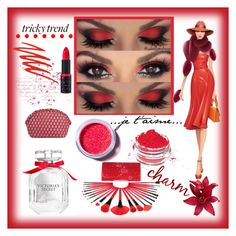 Red Eye by lemon-limelight on Polyvore Red Eyes, Urban Decay, Lime Crime, Vera Bradley, Christian Louboutin, Lemon, Victoria's Secret, Polyvore, Beauty