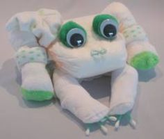 diaper frog