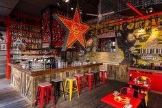 Spiler Shanghai Bistro in Budapest by Roy Zsidai