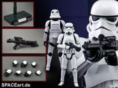 Star Wars: Rogue One Stormtrooper, PVC Figur ... https://spaceart.de/produkte/sw134.php