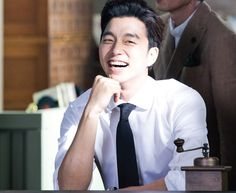 Pure Pretty: A Gong Yoo Birthday Tribute Ji Chan Wook, Yoo Gong, Gong Yoo Smile, Korean Military, Bi Rain, Hemsworth Brothers, Kyung Hee, Goong, Presents For Him