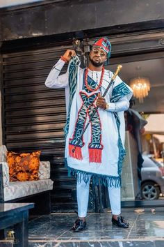 Top 50 Agbada Styles For men and women Modern African Print Dresses, African Dresses Men, Latest African Fashion Dresses, African Men Fashion, Africa Fashion, Mens Fashion, African Wedding Attire, African Attire For Men, African Wear