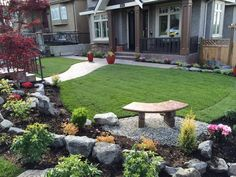 Landscaping is a pricey affair but the end result of creating a unique living experience is what makes landscaping popular among homeowners. Home Remodeling, Stepping Stones, Landscape Design, Affair, Landscaping, Popular, Create, Unique, Outdoor Decor