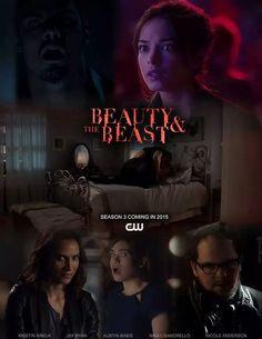 Beauty and the Beast Season 3 promo - Dutch Beastie