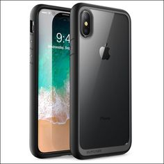 SUPCASE Clear Case for Apple iPhone X