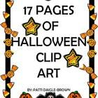 277 Halloween Clip Art in .PNG - 17 Pages! See all on the preview page. You need a digital image editor to separate the items. Check out my free c...
