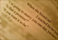 Such a cute quote.