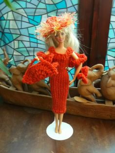 New Handmade Clothes for Barbie Doll 930 (5)   eBay