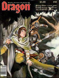 Dragon #88--real hideous