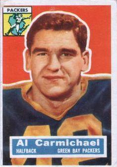 115 - Al Carmichael - Green Bay Packers