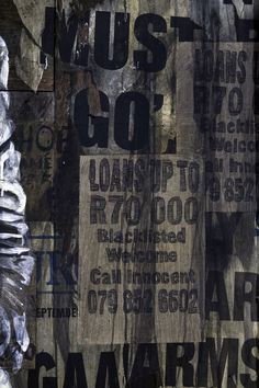 """""""Rich man is innocent."""", collage and oil on found object, Art Base, Rich Man, Graffiti, Street Art, Collage, Oil, Explore, Places, Artist"""