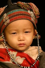 sweet baby ~ northern vietnam