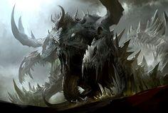 #Exalted #Underworld Concept Art   GuildWars2.com