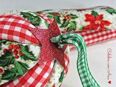 Bolas de Navidad caseras • Celebra con Ana Victorian Christmas Ornaments, Christmas Ornament Crafts, Christmas Crafts, Christmas Decorations, Xmas, Christmas Ideas, Hat Tutorial, Navidad Diy, Christmas Bedroom