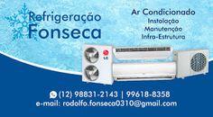 Anúncios do Grilo - Propaganda e Marketing: REFRIGERAÇÃO FONSECA