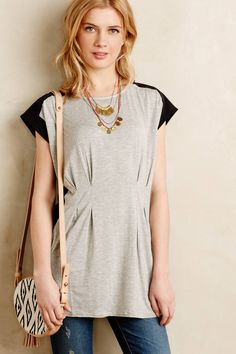 Sabir Tunic - anthropologie.com
