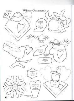 easy does it for winter_art-to heart - Marta González - Álbuns da web do Picasa