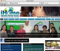 Client profiel: www.ihomegmm.org