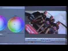Final Cut Pro Colour Grading Seminar by Peter Cave (Part 9 of 9) - YouTube