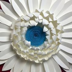 Gerbera Daisy DIY Templates for Hand Cutting Silhouette or