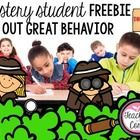 Are you desperate for your students to have a great time learning and behave while doing it? Me too! Are you sick of messy desks, dropped clips/fli...