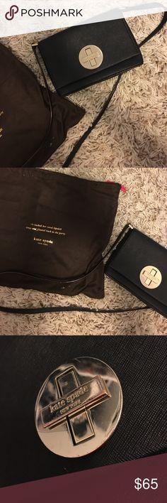 Kate Spade Crossbody Small black crossbody Kate Spade purse kate spade Bags Crossbody Bags