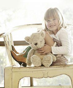 Look what I found on #zulily! Glow Cuddles Bear #zulilyfinds