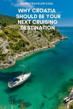 Why you should pick Croatia as your next cruising destination? Voyage Europe, Europe Travel Guide, Travel Guides, Budget Travel, Travel Plan, Croatia Itinerary, Croatia Travel, Greece Travel, Cool Places To Visit