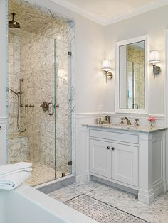 Bathroom love   Brooks-Hill-Bath-HL by Boston Design Guide, via Flickr