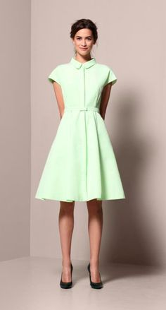 A gorgeous dress from Tara Jarmon's spring summer 13 collection, why don't you choose it for your bridesmaids? Stylist Pick, Tara Jarmon, Duchess Of Cambridge, Ready To Wear, Women Wear, Stylists, Dresses For Work, Spring Summer, Lady