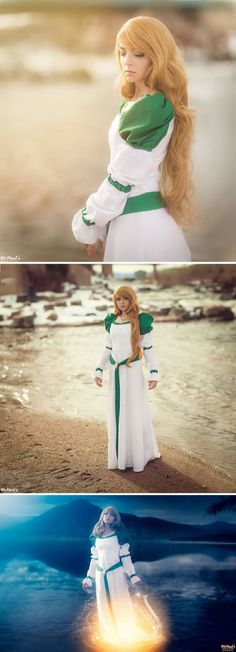 Odette (The Swan Princess) cosplay