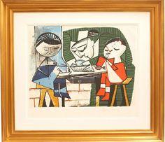 Picasso Le Repas Des Enfants