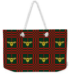 2699efef2e6 Gucci Bee Weekender Tote Bag for Sale by VPPDGryphon