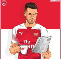 Soccer Drawing, Arsenal Fc, Nba, Football, Portrait, Drawings, Illustration, Artwork, Football Players