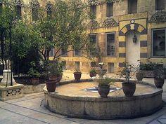 Aleppo traditional museum  yihhhh shou metl bab al hara