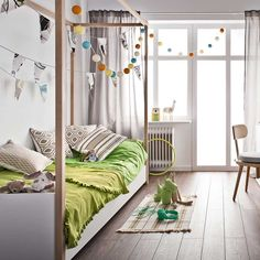Vox 4You Canopy Bed  https://cleverlittlemonkey.co.za/product/4you-canopy-bed-bndl/