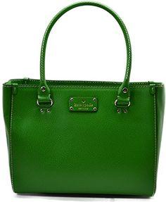 GearCloset.net - Kate Spade New York Kelly Green Handbag Tote