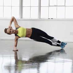 The 7-Minute Abs Workout