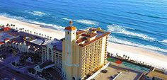 #Hotel: PLAZA RESORT AND SPA, Daytona Beach, United States. For exciting #last #minute #deals, checkout #TBeds. Visit www.TBeds.com now.