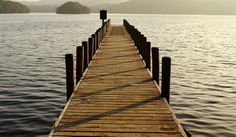 Wooden Jetty Inspiration