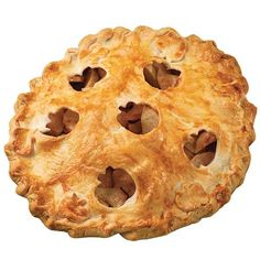 Autumn Apple Pie - Everyone loves apple pie, and it's simple to make when you use refrigerated pie crust. The apple pastry cut-outs add a seasonal touch, and keep the pie from getting soggy.