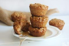 Morning Glory Muffins - Lexi's Clean Kitchen